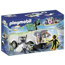 Playmobil Super 4 Techno Camaleon Con Gene Art. 6692
