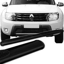 Estribo Oblongo Renault Duster 2012 / 2016 - Preto