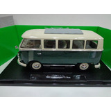 Vw T1 Bus Kombi 1/18 Welly
