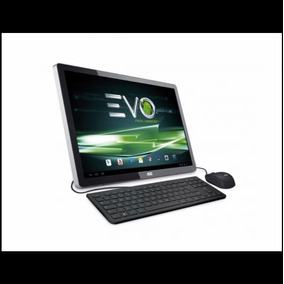 All In One Aoc Evo Dual Core 1gb Ram Tela Led 19 Hd 1tb