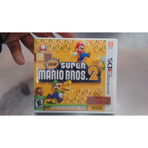 New Super Mario Bros 2 3ds ¡¡envio Gratis!!