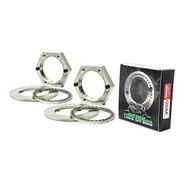 Porca X-lock Cubo Dianteiro - Troller/toyota - 2 Un