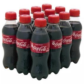 Atacado C/72 Refrigerante Coca Cola Pet 200ml