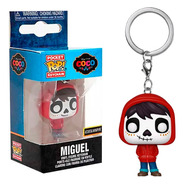 Funko Pocket Pop Keychain Disney Coco Exclusive - Miguel
