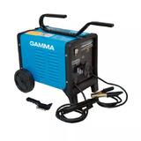 Soldadora Gamma 220 Turbo 180 Amp Maquina Soldar