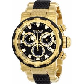 8f9514ae67c Relogio Invicta 1504 Specialty Ouro Classico Masculino - Relógios De ...