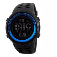 Reloj Hombre Skmei 1251 Digital Resistente Al Agua - Azul