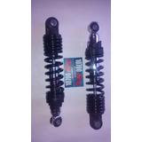 Amortiguadores Far Cortos 26cm Ideal Para 110 - Motos 10700