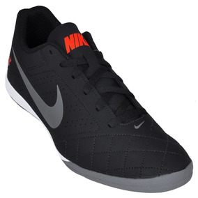 Tênis Nike Chuteira Futsal Beco 2 Adulto Preta E Cinza Origi