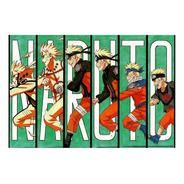 Placa Quadro - Decorativo - Naruto - Anime - Geek - (h263)