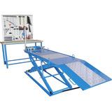 Oficina Completa Para Motos - Box - Elevador 350kg - Galmar