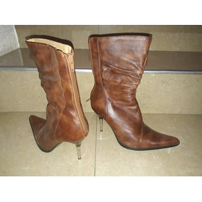 Zapatos Marca Arizona Color Marron - Zapatos Mujer Botas en Mercado ... 488ddf8777e58