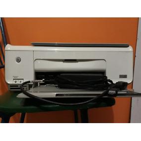 Impresora Hp Multifuncional C3180 Usada Sin Cartucho