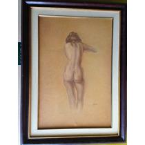 Cuadro Decorativo De Desnuda