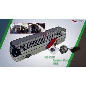 Camaras De Seguridad Para Vehículos Taxis Camiones Buses Etc