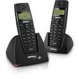 Telefone Sem Fio Intelbras + Ramal Ts40c Com Identificador