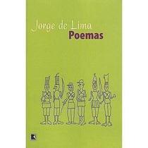 Livro Poemas Jorge Lima
