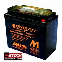Bateria Motobatt Mbtx20u-hd Harley Softail, Dyna, Fat Boy