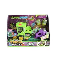 Juguete Recolector De Basura Trash-pack Verde