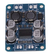 Placa Amplificador Digital 60 W Rms 12v A 24v Tpa3118 Mono