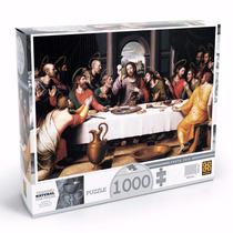 Quebra Cabeça Puzzle 1000 Peças Santa Seia - Grow