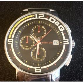 Relógio Masculino Dolce Gabbana (d&g) Perfect Day