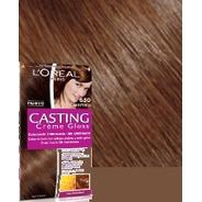 Coloración Casting Creme Gloss N°630 Caramelo