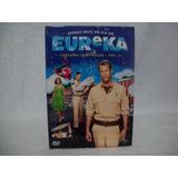 Box Com 03 Dvds Eureka- 3ª Temporada- Volume 2