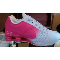 Tenis Nike Shox De Mujer