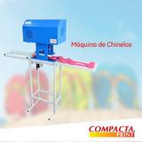 Maquina De Fabricação De Chinelos.