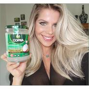 Óleo De Coco Extra Virgem 500ml Copra 100% Puro