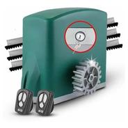 Motor Porton Corredizo Seg 500kg Pesado 1/4hp Kit Automatico Cuotas