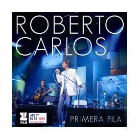 Cd Roberto Carlos - Primera Fila Abbey Road - 2015