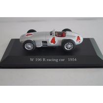 F1 Mercedes W 196 R 1954 Fangio 1/43 Campeão Formula 1 1954