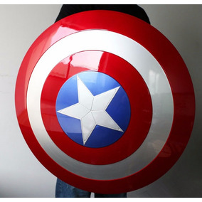Escudo Capitan America Civil War Replica Plastic Abs Avenger
