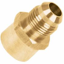 Niple Campana Para Gas De 3/8 X 1/2 Pulgadas Foset 47429