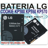Baterias Para Lg Kp500 Kp550 Kp570 Lgip-570l Original