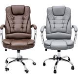 Cadeira Poltrona Escritorio Presidente Sist Relax Giratório