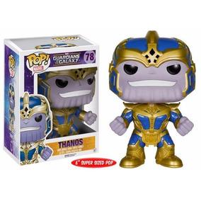 Figura Coleccionable 6 Pop Marvel Thanos