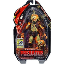 Sdcc 2013 Neca Exclusivo Depredadores \albino\ Predator 8 \