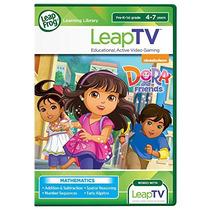 Leapfrog Leaptv Nickelodeon Dora Y Sus Amigos Para La Educa