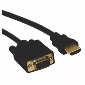 Cable Conversor Hdmi A Vga De 2 Mts (sin Envios)