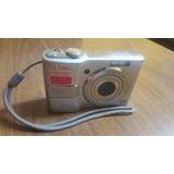 Camara Digital Lumix Ls80 Panasonic Plata 8.1 Megapixeles