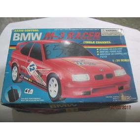 Carro Radio Control Bmw M-3 Racer - Importado No. Gp 883