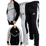 Conjunto Campera Nike Sb Slim + Pantalon C/cierre Originales