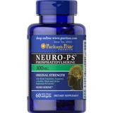 Neuro Ps Fosfatidilserina 100mg 60 Softgels Importado