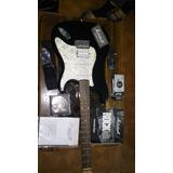 Guitarra Eléctrica Marshall Rocket Deluxe Llevatela!!