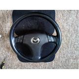 Mazda 6 Timon Con Airbag En Cuero Original Mazda