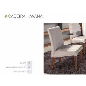 Cadeiras Estofadas Para Sala De Jantar. Direto Da Fábrica