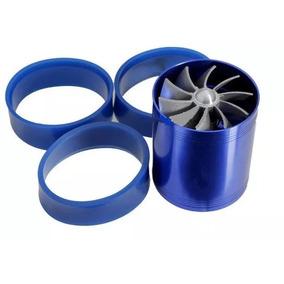 F1-z Turbo Supercharger Dual Propeller Turbina Dupla No Br